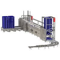Industrie Spülmaschinen Unikon – DSW