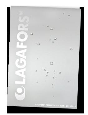 Der Produktkatalog von Lagafors ist nun zum Lesen im Internet bereit.