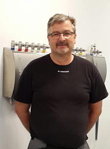 Wir freuen uns, Lagafors neuen Werkstattleiter vorzustellen