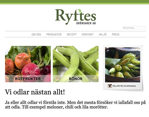 Empfehlung führte zu Lieferung an den wichtigsten Gemüsebauer Gotlands