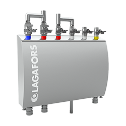 Variabler Mediensatellit – VMS II-T