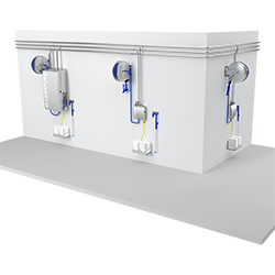 Dezentrales Reinigungssystem – DCS