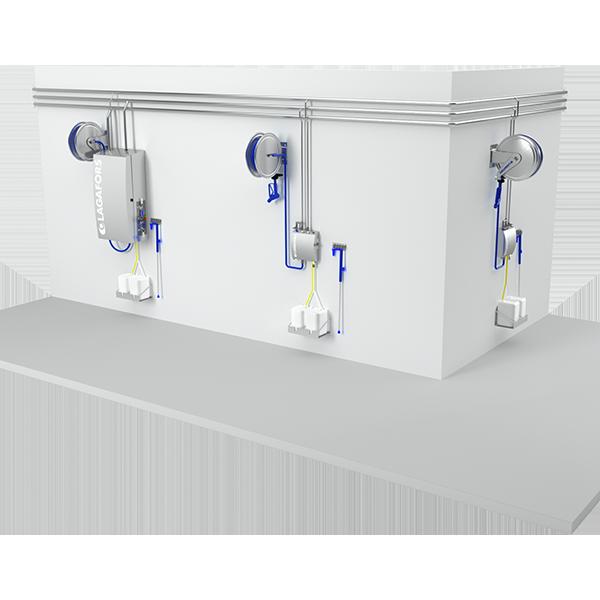 Pressemitteilung – Dezentrales Reinigungssystem – DCS